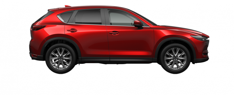 CX-5 Style Selected